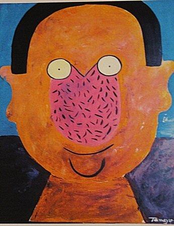 Rufino Tamayo - Head