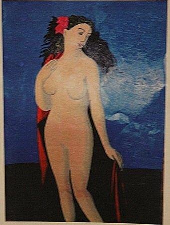 Yves Tanguy - Portrait Of Venus