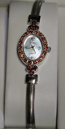 """Very Stylish """"Badavici Timepiece"""" Lady's  Watch.(475J)"""