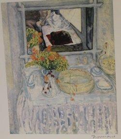 Room Service  - Signed Lithograph  Bonnard