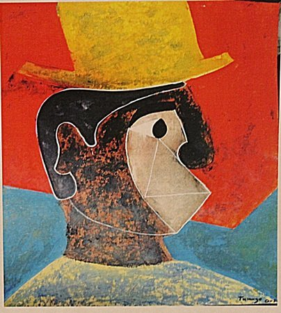 Rufino Tamayo - The Sower