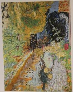 Plant Life - Signed Lithograph -  Bonnard