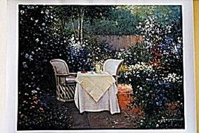 Garden Pleasures - Sergon