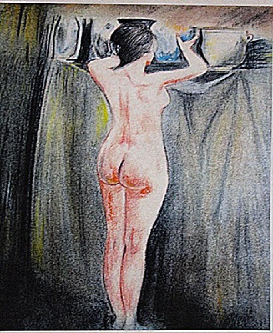 Joaquin Sorolla - Woman Nude