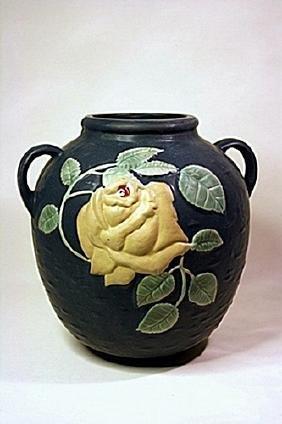 Roseville Porcelain Vase