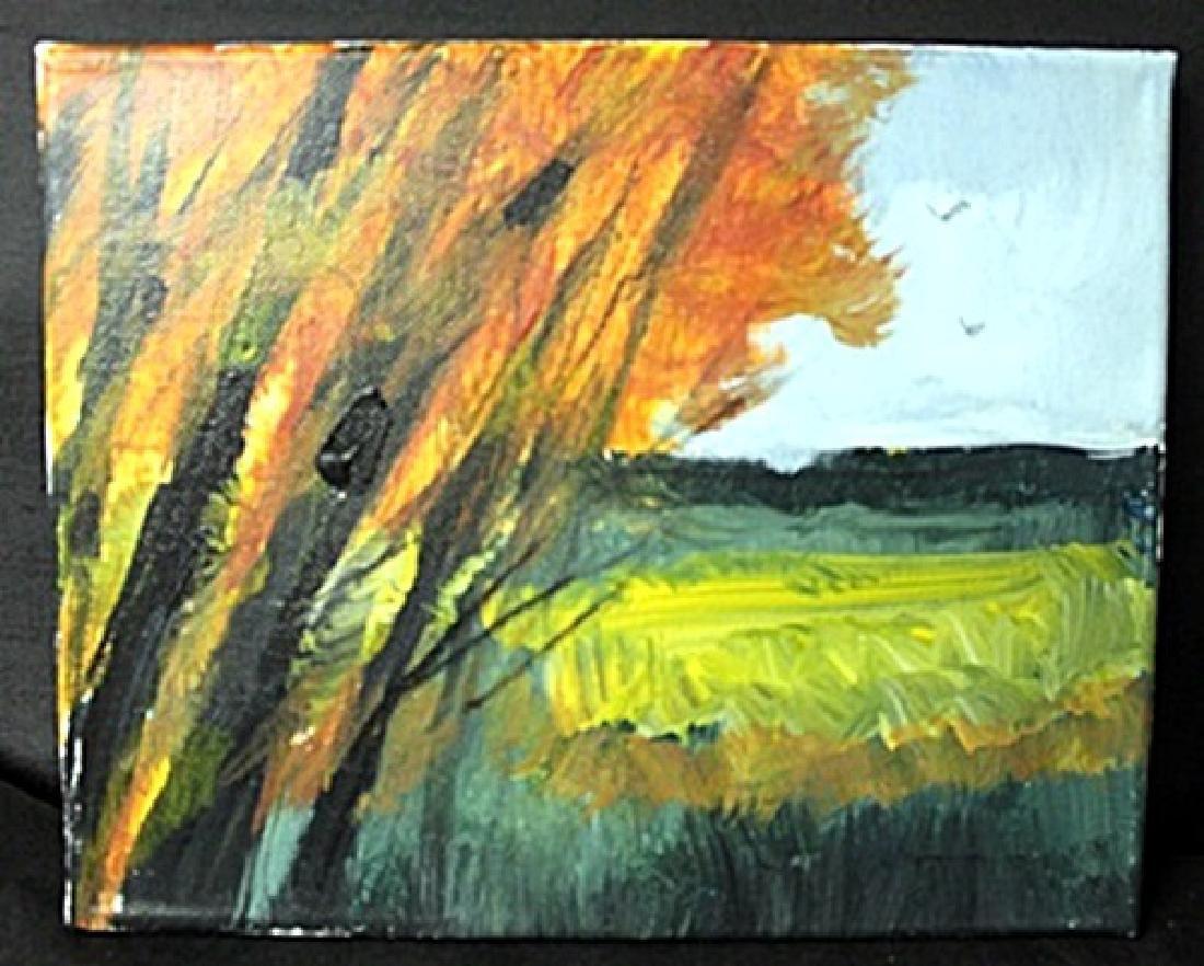 """Two Birds One Sky"" By Michael Schofield (117EF)"