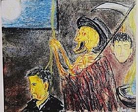 Julio Ruelas - The Death