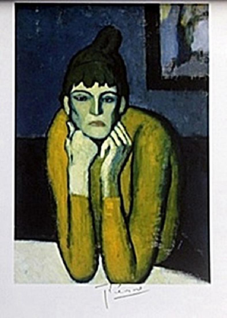 Lithograph   Pablo Picasso - 2