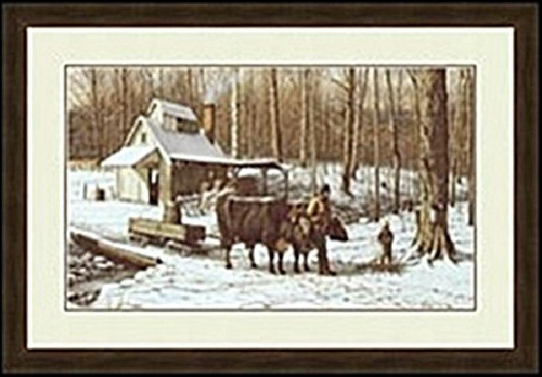 SUGAR BUSH     BILL BREEDON
