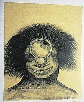 Odilon Redon - Untitled