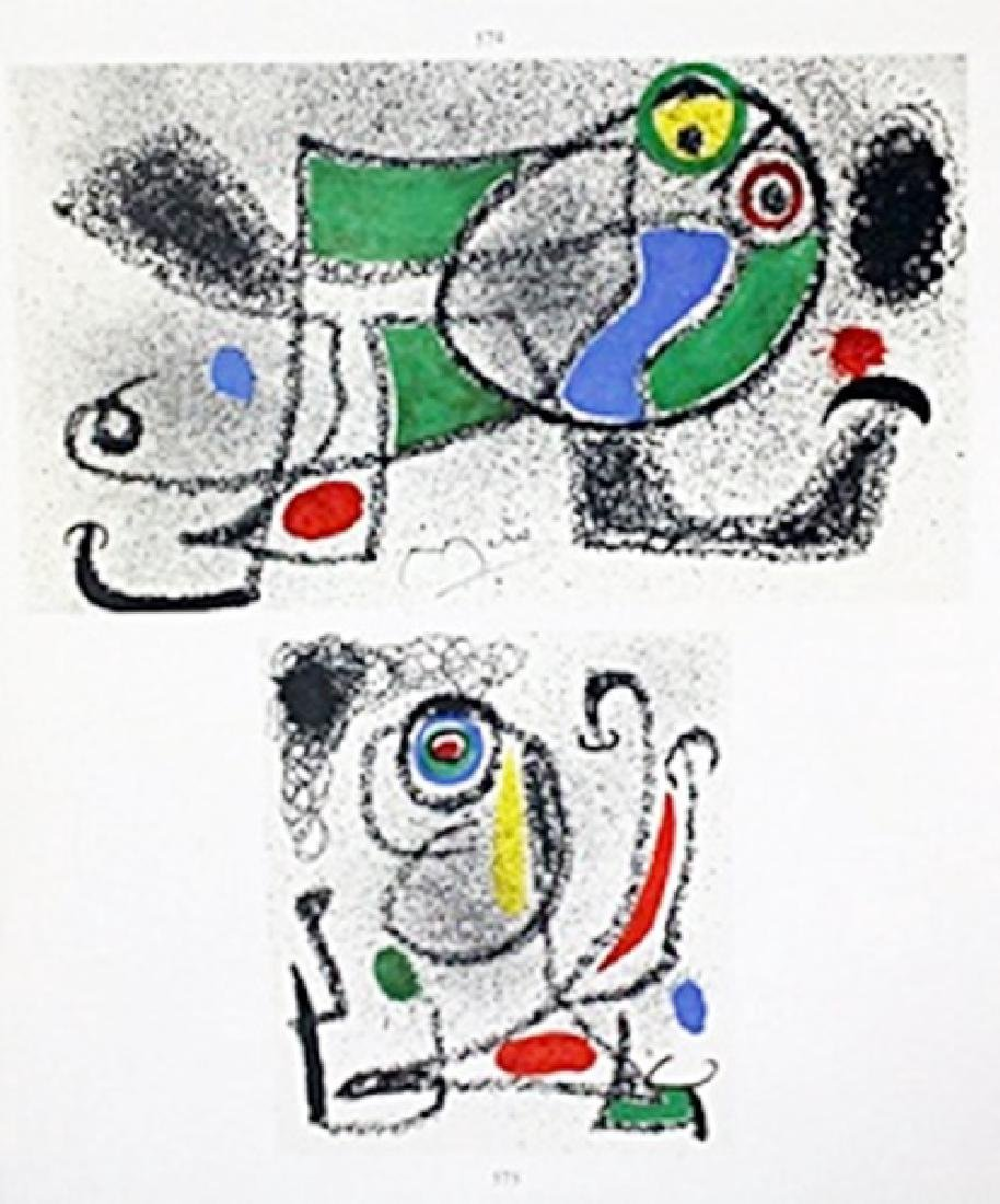"Print ""Foundation Height""     Joan Miro"