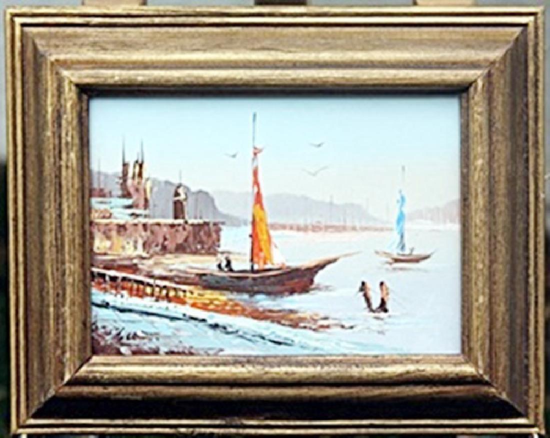 Acrylic Painting     Scott