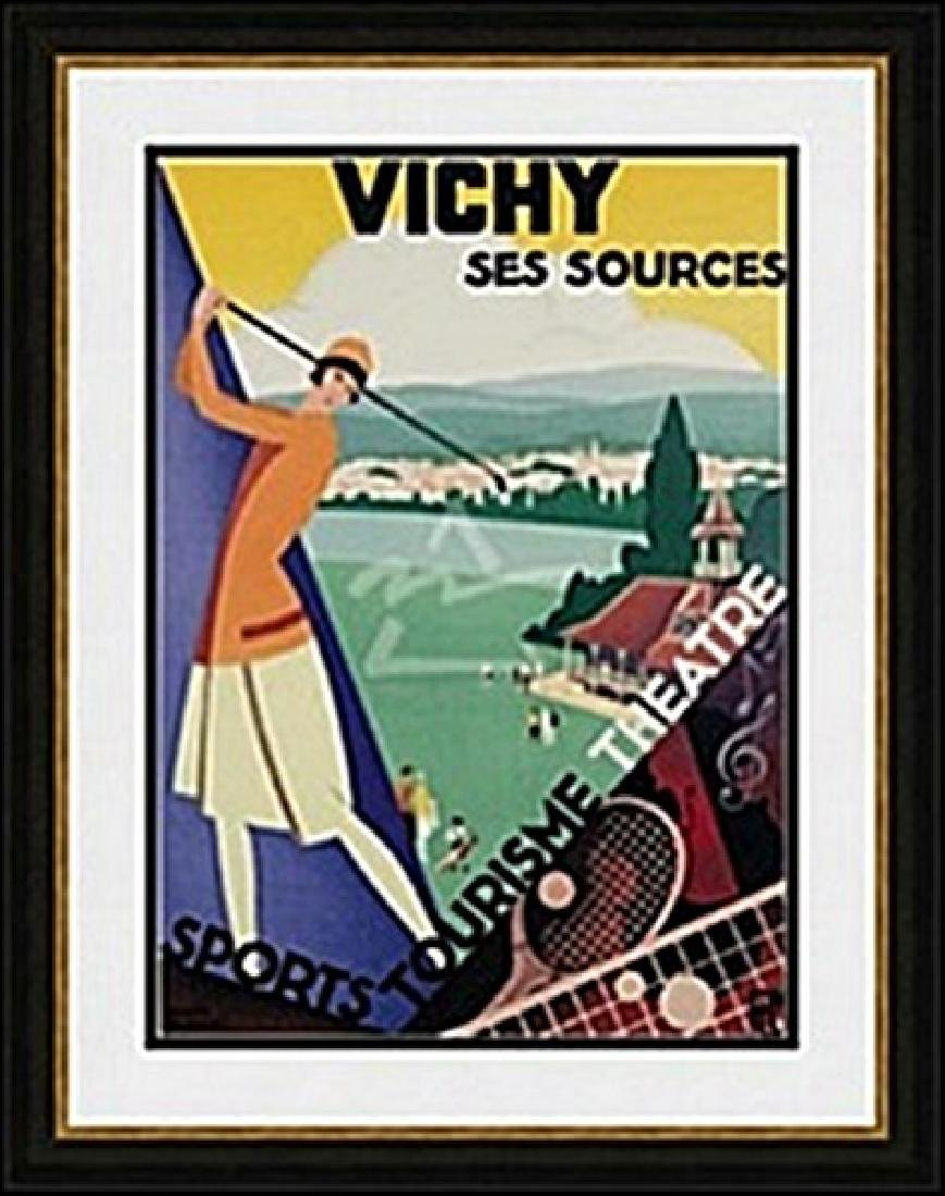 VICHY-SES SOURCES     BRODERS