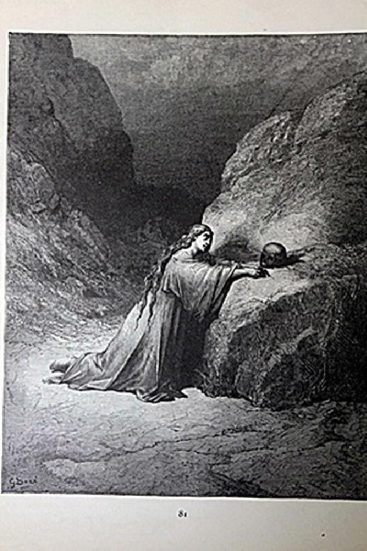 """The Dore Bible Gallery """"Mary Magdalene"""""""