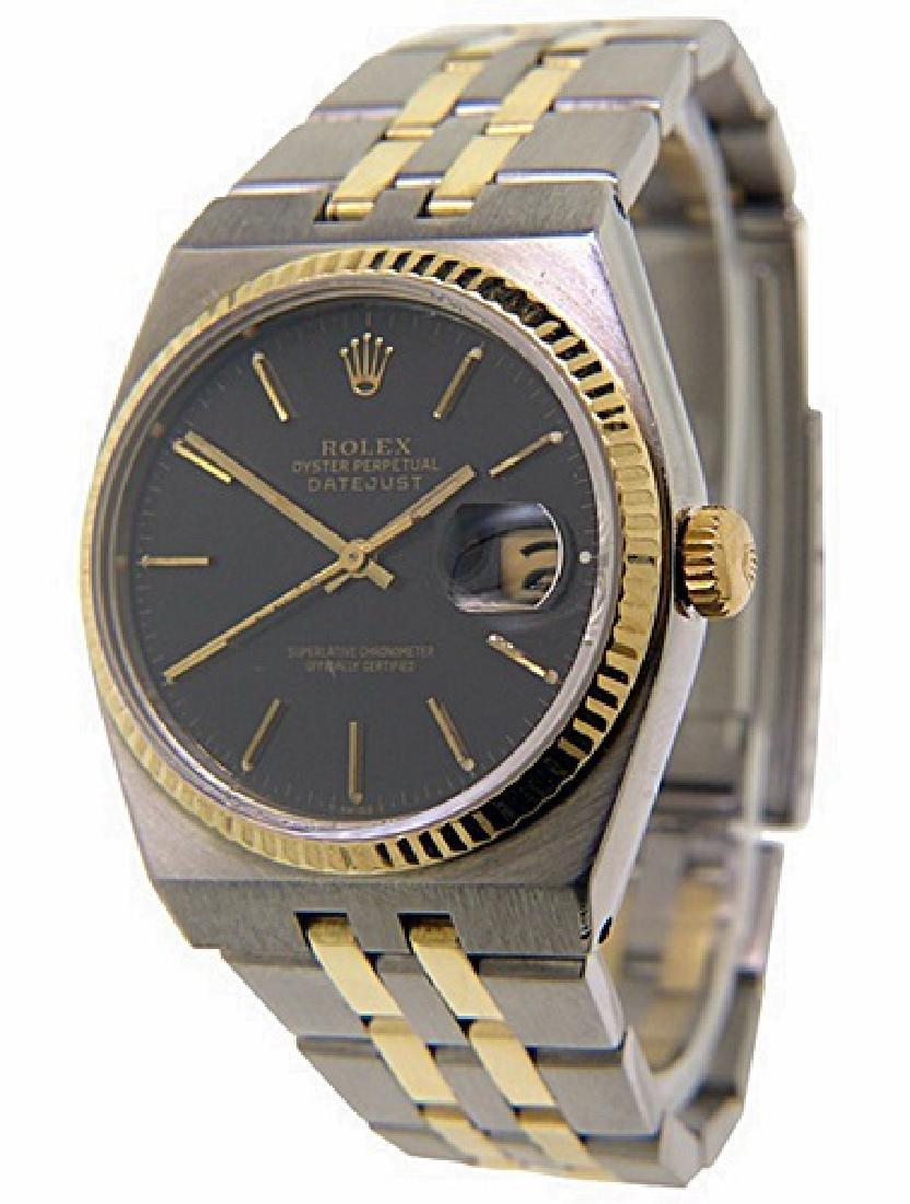 Men's DateJust Rolex Watch