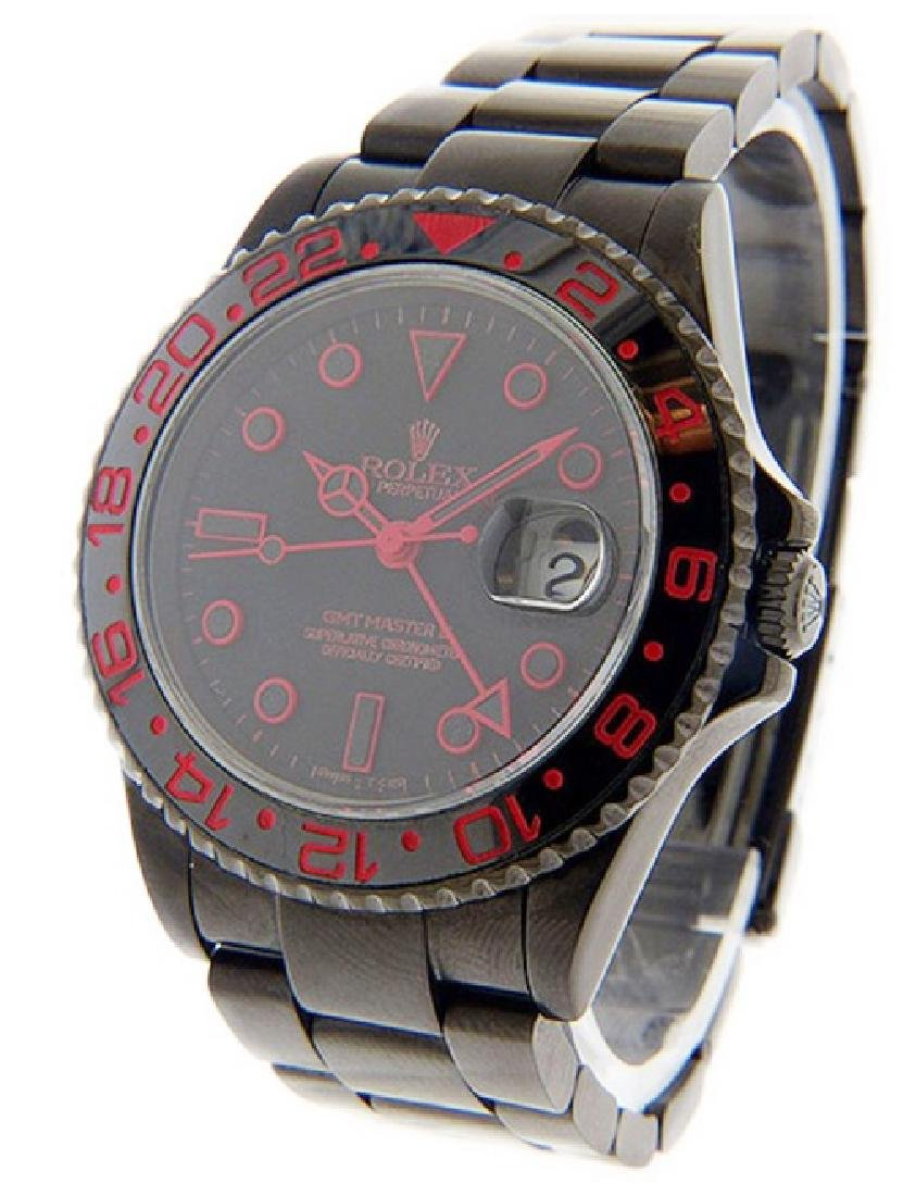 Men's Custom GMT Master II Rolex