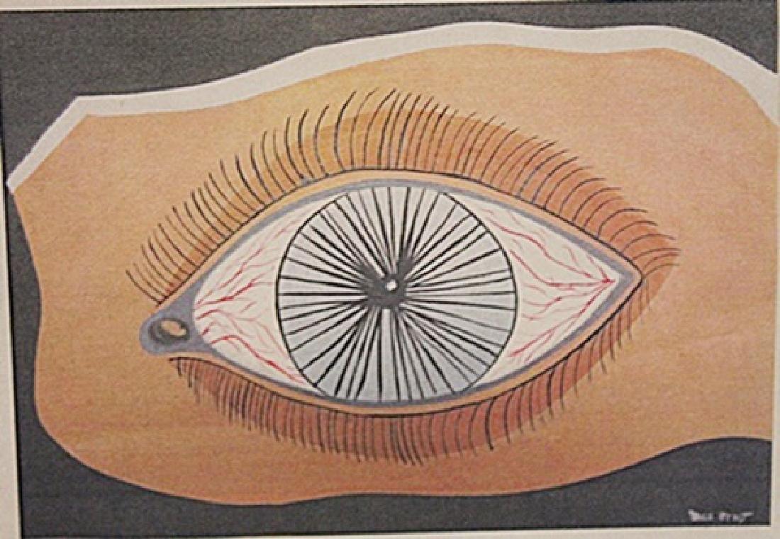 Max Ernst - The Eye