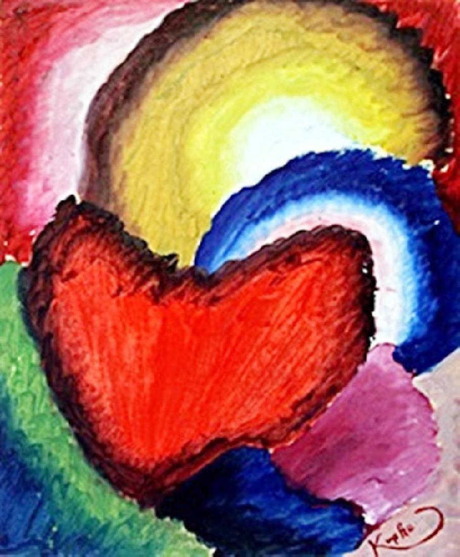 Movement of Color - Frantisek Kupka