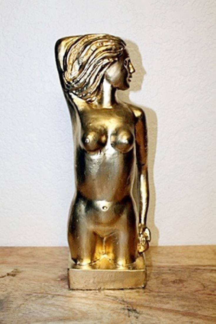 """Nude Esmeralda"" Gold Over  Bronze Limited Edition by"