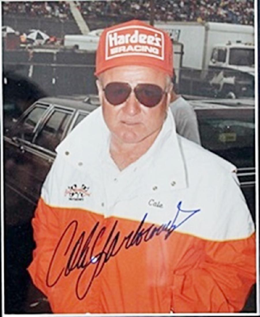 "Memorabilia ""Nascar Racer Cale Yarborough"""