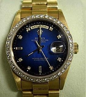 18kt President Rolex Wrist Watch