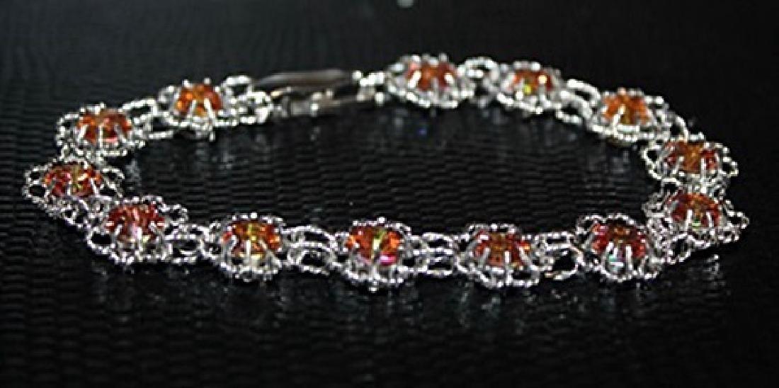 Fancy Cirtine Bracelet.