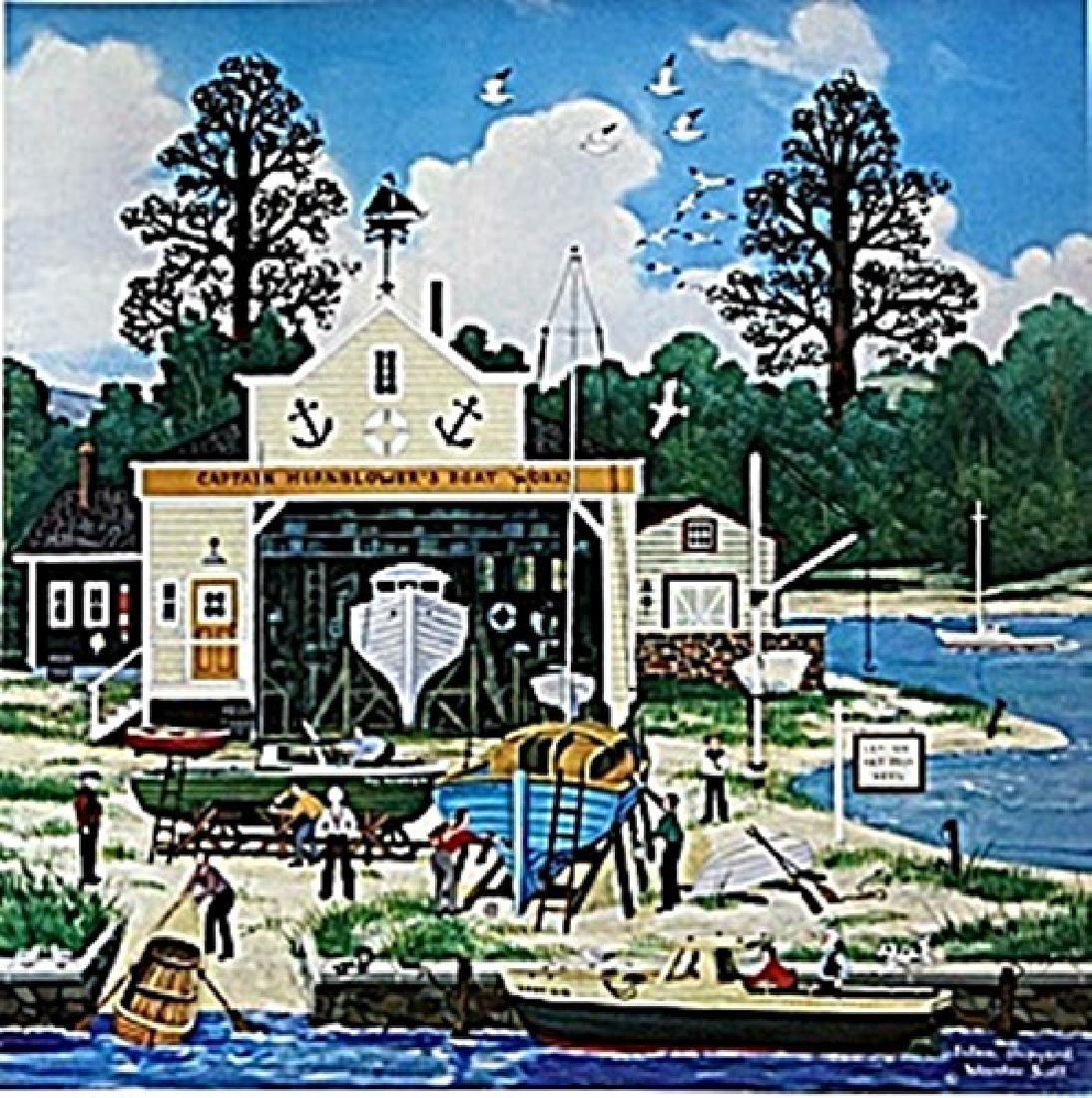Salem Shipyard     Wooster Scott
