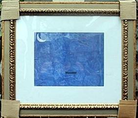 """""""Bather""""     Joan Miro"""