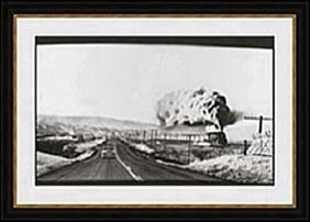 WYOMING, USA 1954     ELLIOTT ERWITT
