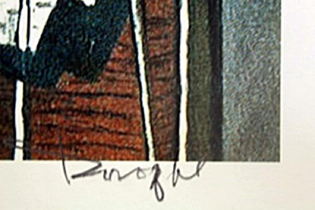Lithograph  Georges Braque - 2