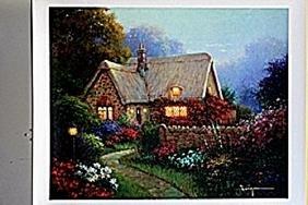 Bougainvillea Cottage     Sergon