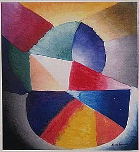 Robert Delaunay - Rhythm of Colors