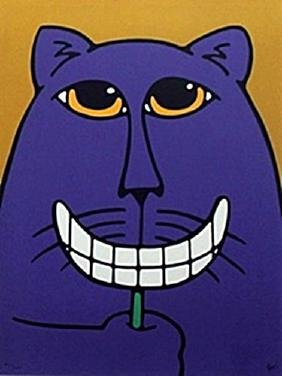 "Giclee ""Smile""  Bruce Mckay"