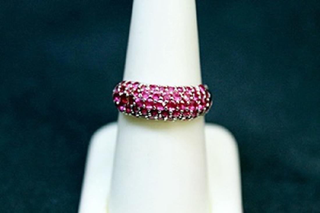 Very Unique Style Ruby Ring (220R)