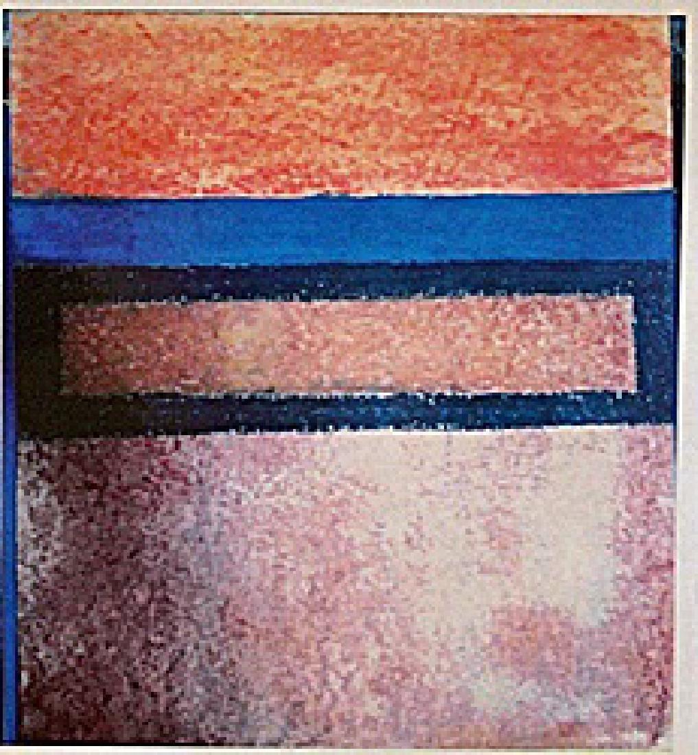 Mark Rothko - Untitled