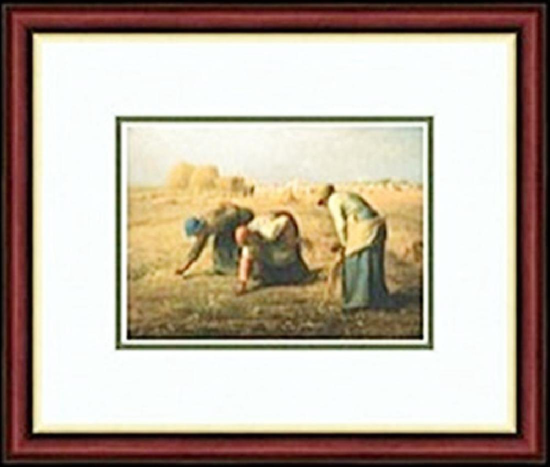 THE GLEANERS     JEAN FRANCOIS MILLET