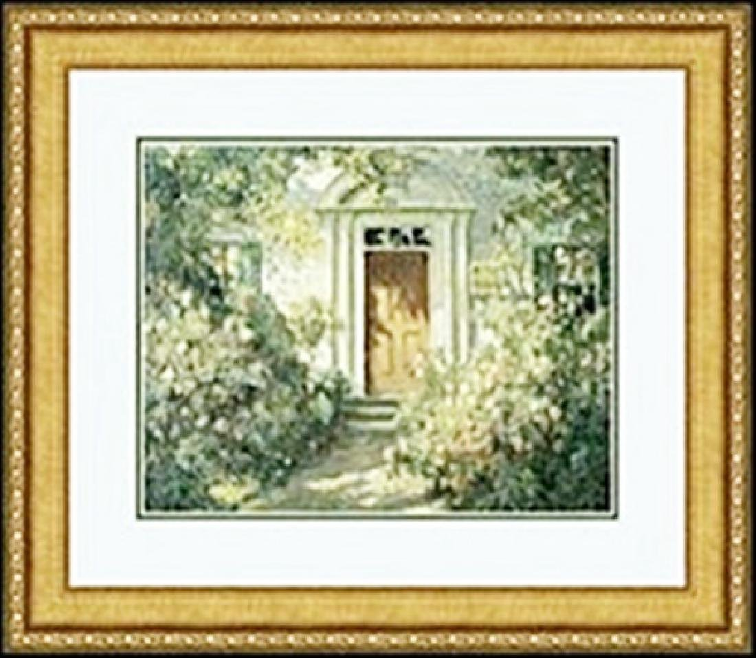 GRANDMOTHER'S DOORWAY     ABBOTT FULLER GRAVES