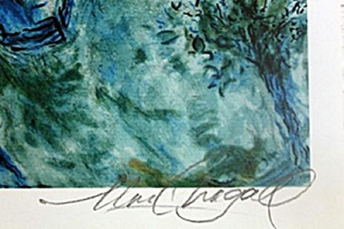 Lithograph  Marc Chagall - 2