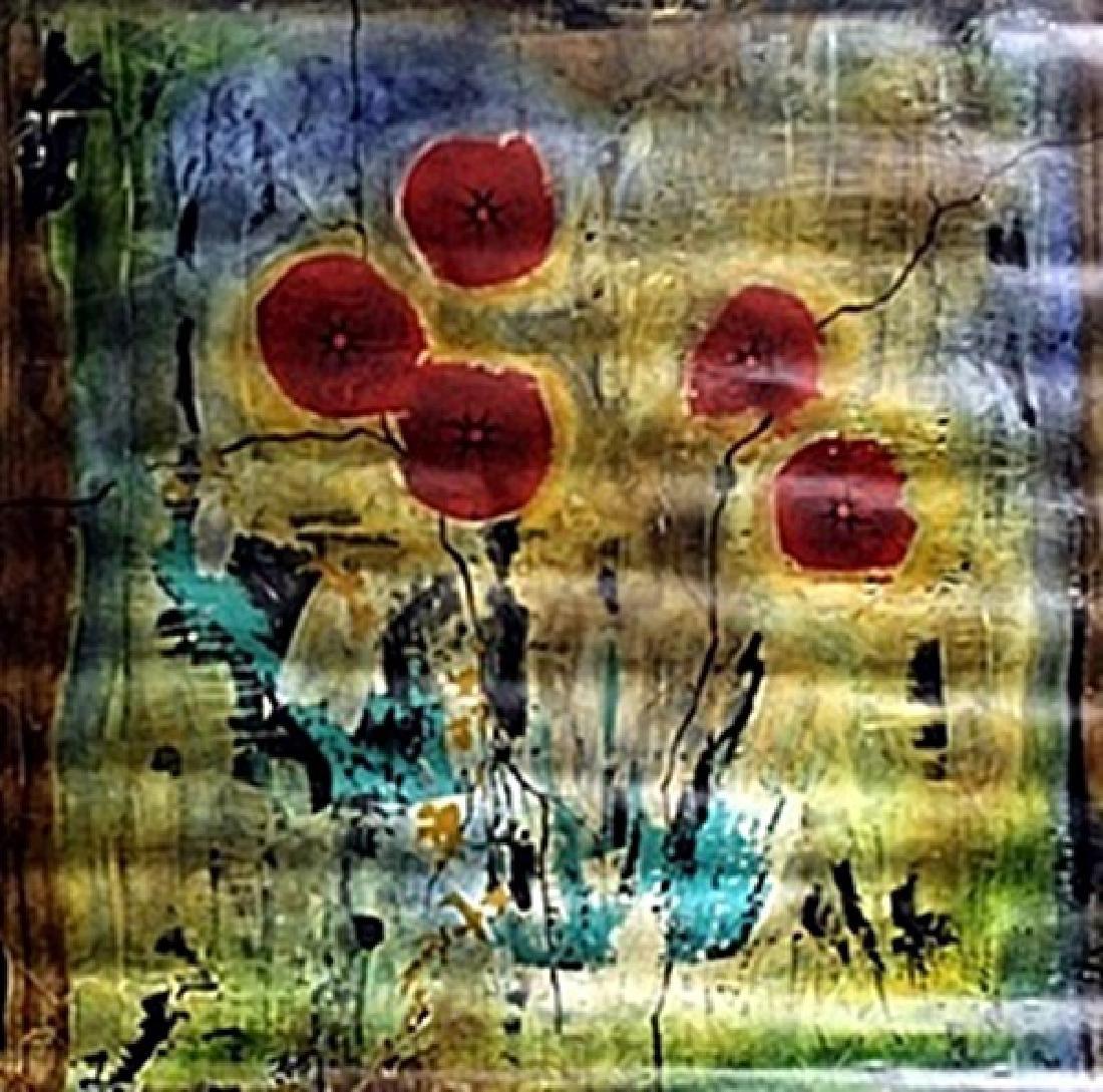 Giclee on Canvas     Baet