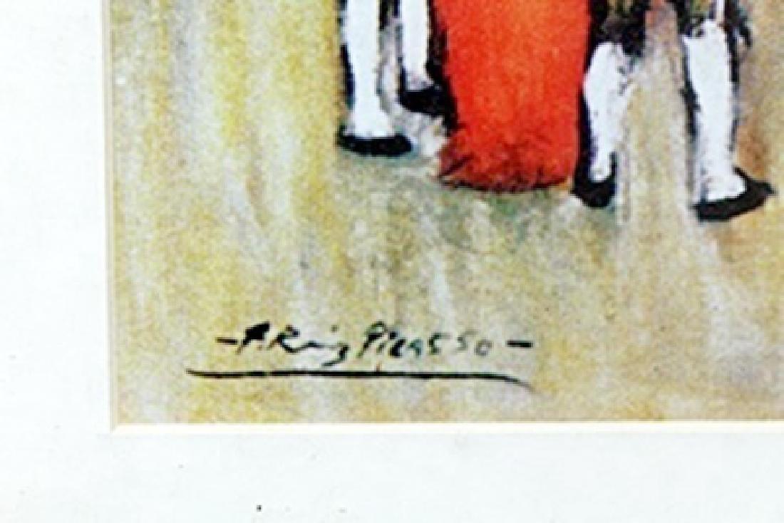 """BullFight II""     Pablo Picasso - 2"