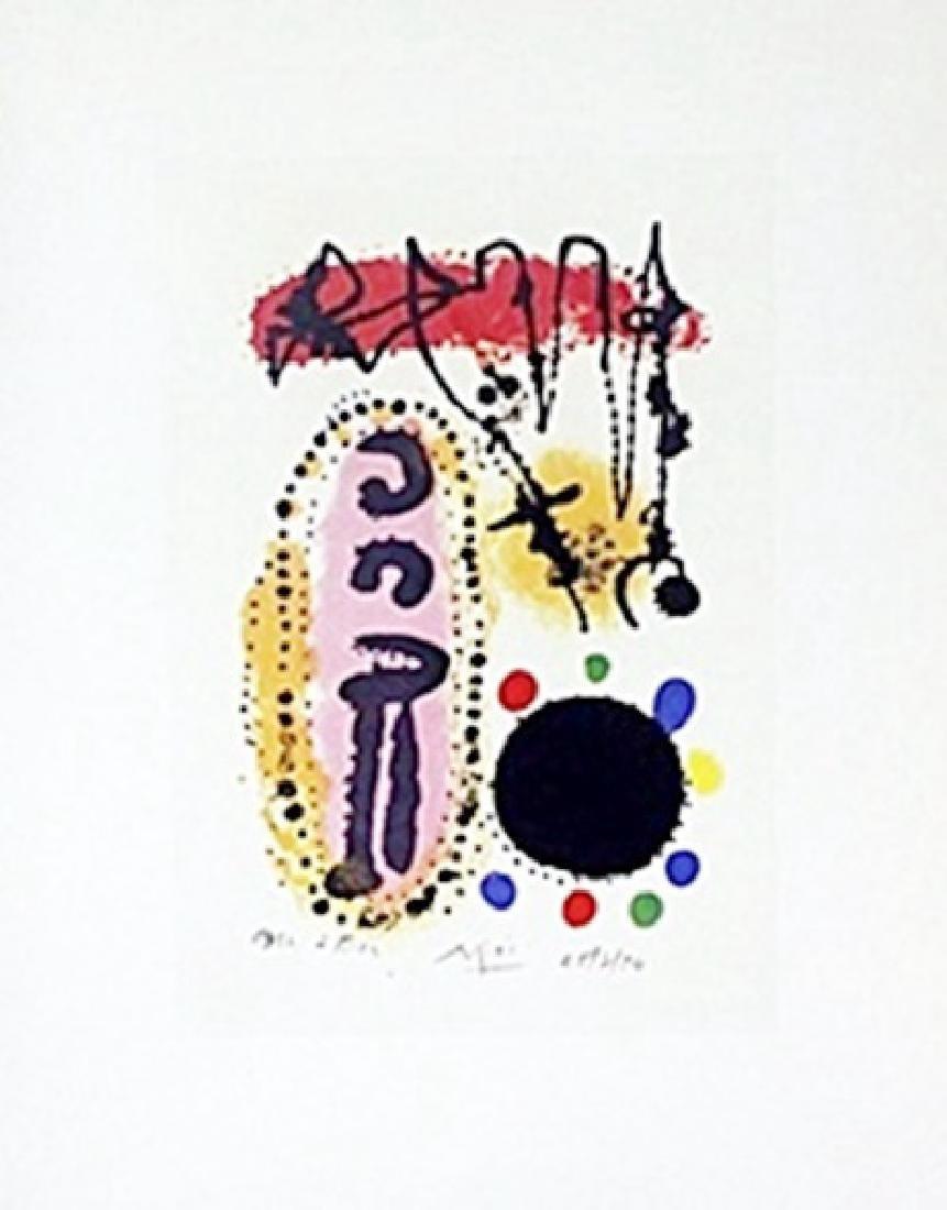 "Print ""XXE""     Joan Miro"