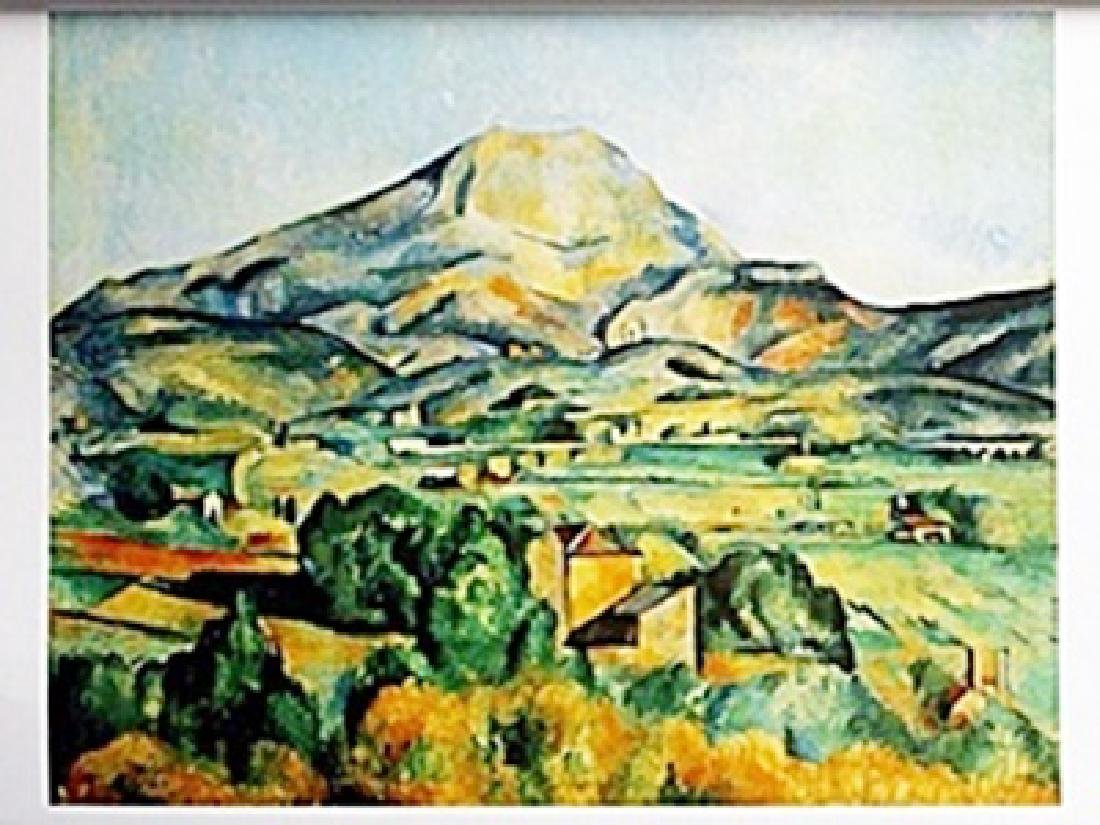 Giclee on Paper   Paul Cezanne