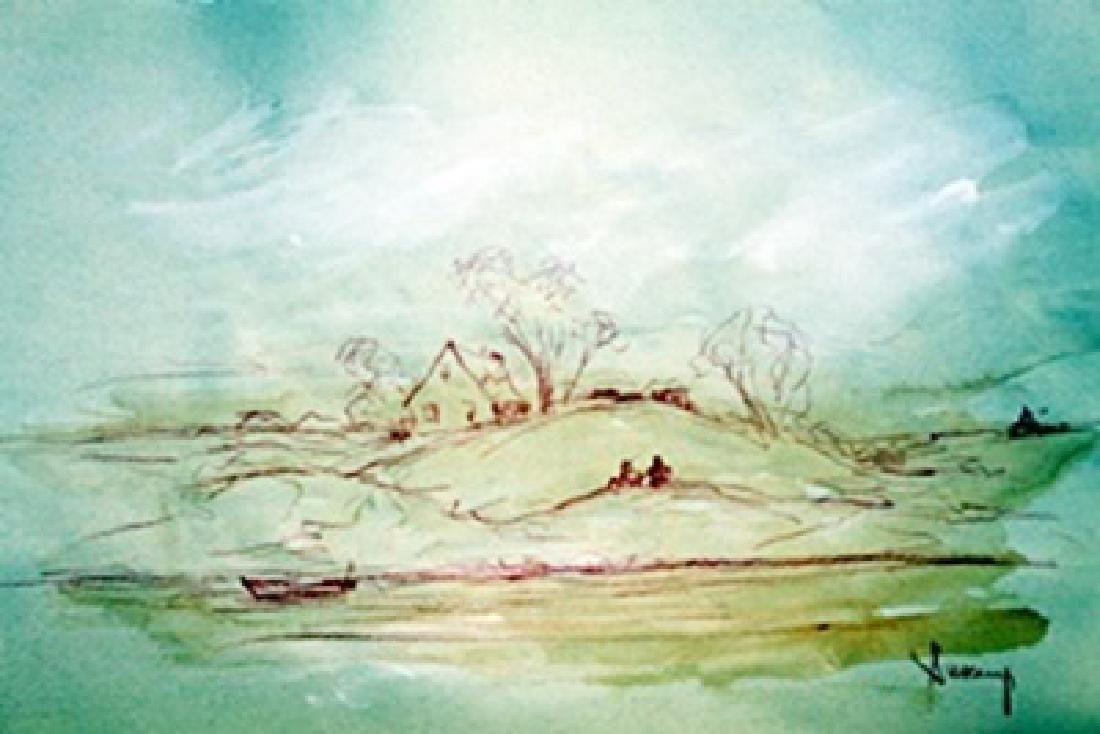 Rivers Edge - Hendrick Avercamp