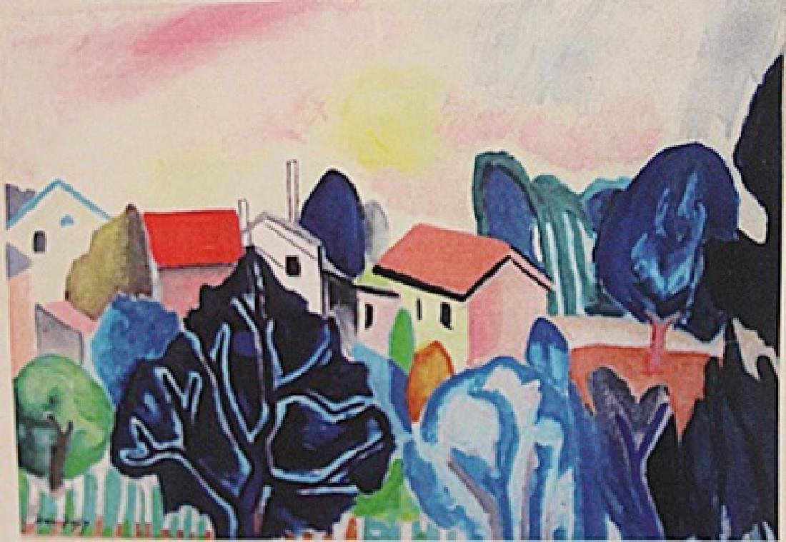 Jean Dufy - Untitled