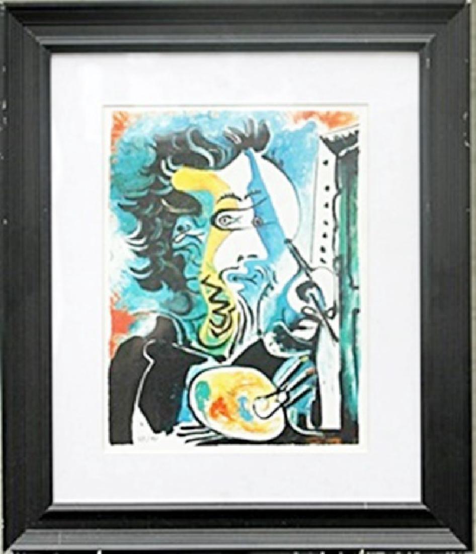 """The Artist""     Pablo Picasso"