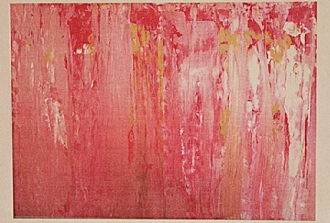 Gerhard Richter - Pink 54