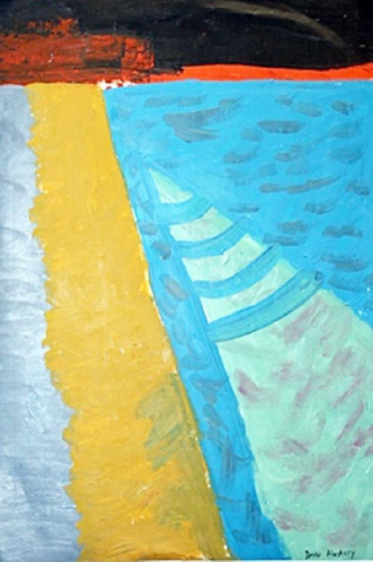 David Hockney - Pool