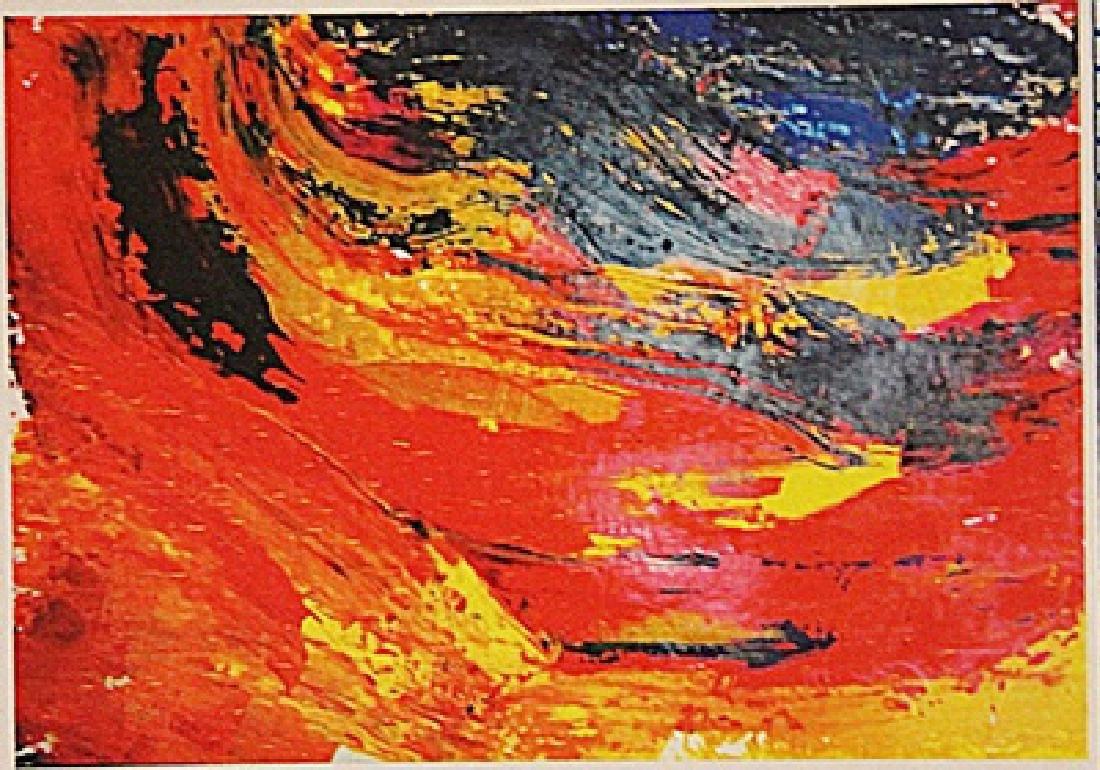 Kazuo Shiraga - Untitled