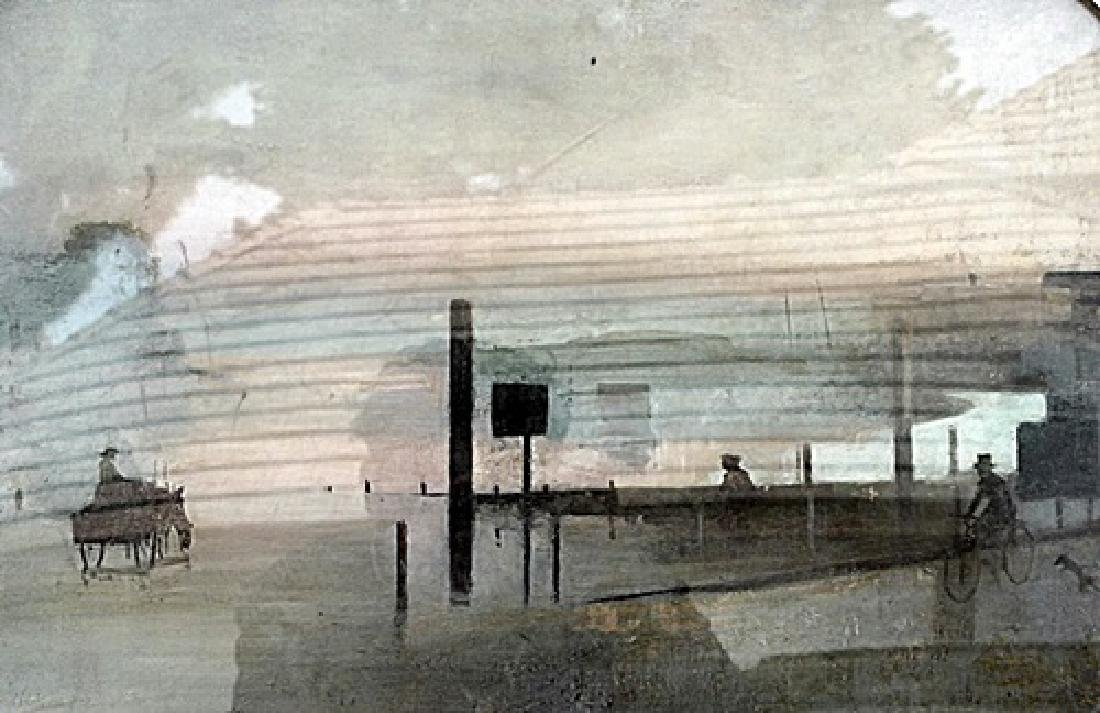 The Quiet River - Victor Pasmore - Lithograph