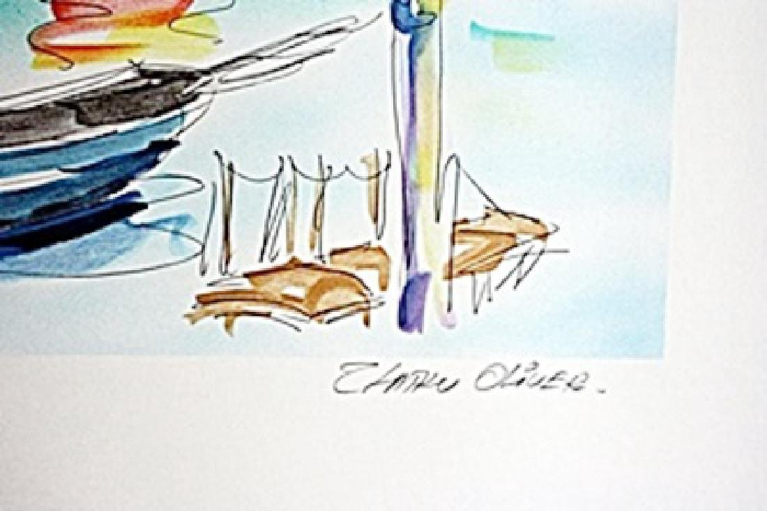 Limited Edition Lithograph     Oliver - 2